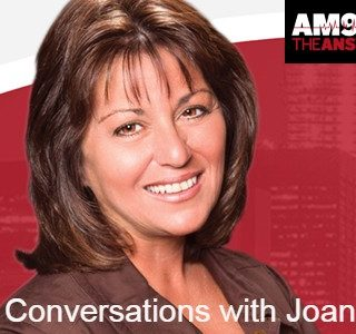 conversations with joan AM970
